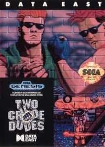 Two Crude Dudes - Genesis Game