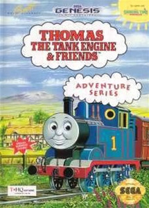 Thomas The Tank Engine & Friends - Genesis Game