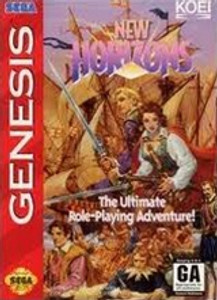 Uncharted Waters New Horizons - Genesis Game