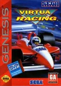 Virtua Racing - Genesis Game