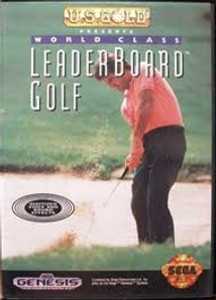 World Class Leader Board Golf - Genesis Game