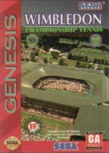 Wimbeldon Championship Tennis - Genesis Game