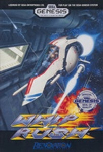 Whip Rush - Genesis Game