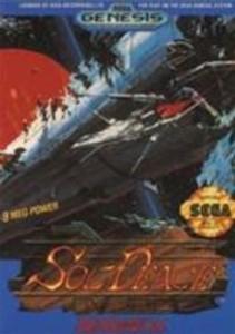 Sol-Deace - Genesis Game