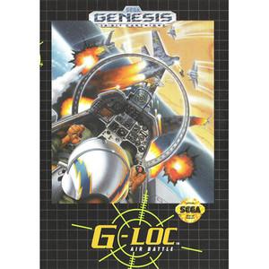 Gloc Air Battle - Genesis Game