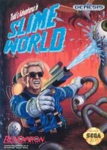 Todd's Adventures in Slime World - Genesis Game