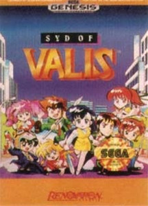 Syd of Valis - Genesis Game