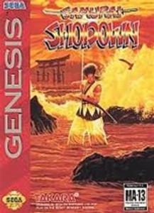 Samurai Shodown - Genesis Game