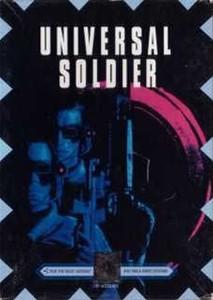Universal Soldier - Genesis Game