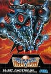 Truxton - Genesis Game