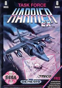 Task Force Harrier - Genesis Game