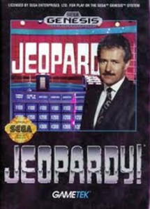 Jeopardy - Genesis Game