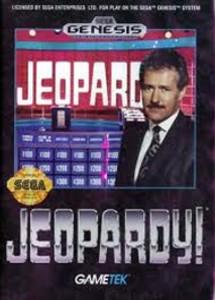 Jeopardy - Genesis Game
