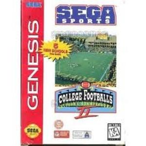College Football's National Championship II - Genesis Game