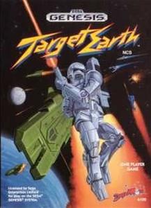 Target Earth - Genesis Game