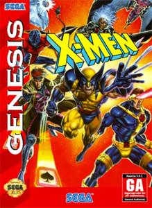 X-Men - Genesis Game