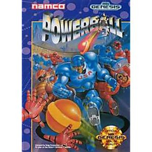 Powerball - Genesis Game