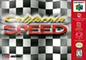 California Speed - N64 Game