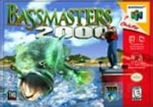 Bassmasters 2000 - N64 Game