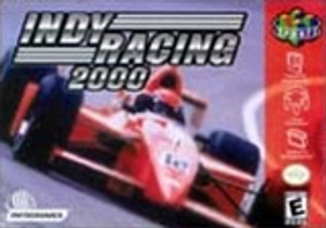 Indy Racing 2000 - N64 Game