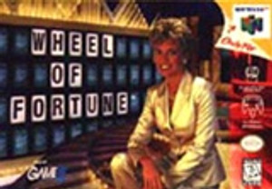 Wheel of Fortune - N64 Game