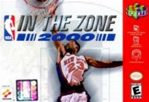 In The Zone 2000 - N64 Game