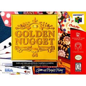 Golden Nugget - N64 Game