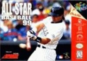 All Star Baseball 99 - N64 Game