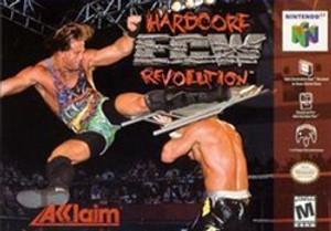 ECW Hardcore Revolution - N64 Game