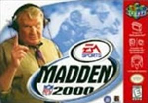 Madden 2000 - N64 Game