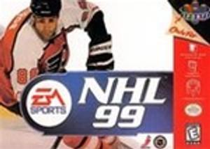 NHL 99 - N64 Game