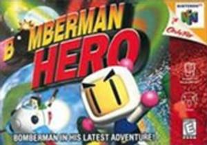 Bomberman Hero - N64 Game