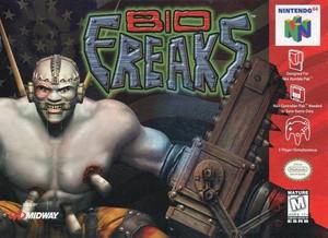Bio Freaks - N64 Game