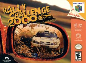 Rally Challenge 2000 - N64