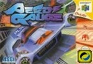 Aero Gauge - N64 Game