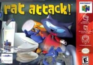 Rat Attack - N64 Game