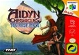 Aidyn Chronicles The First Mage - N64 Game
