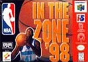 In The Zone 98 - N64 Game