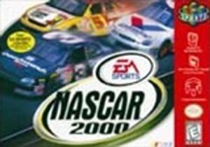Nascar 2000 - N64 Game