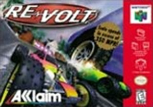 Re-Volt - N64 Game