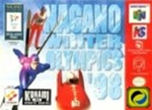 Nagano Winter Olympics '98 - N64 Game
