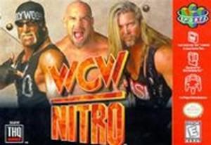 WCW Nitro - N64 Game