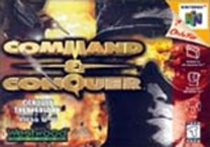 Command & Conquer - N64 Game