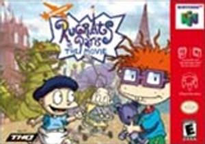 Rugrats in Paris The Movie - N64 Game