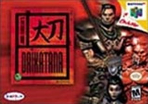 Daikatana - N64 Game