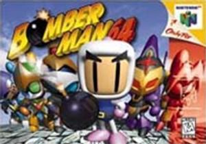 Bomberman 64 - N64 Game