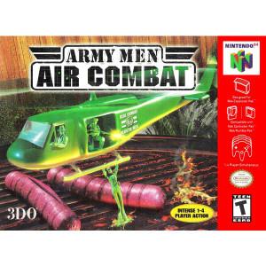 Army Men Air Combat Nintendo 64 N64 Game for sale