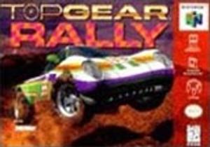 Top Gear Rally - N64 Game