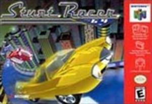 Stunt Racer - N64 Game