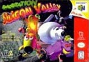 Space Station Silicon Valley - N64 Game